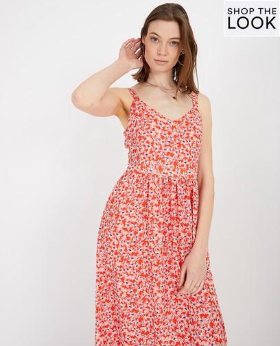 Prachtige jurk met open rug